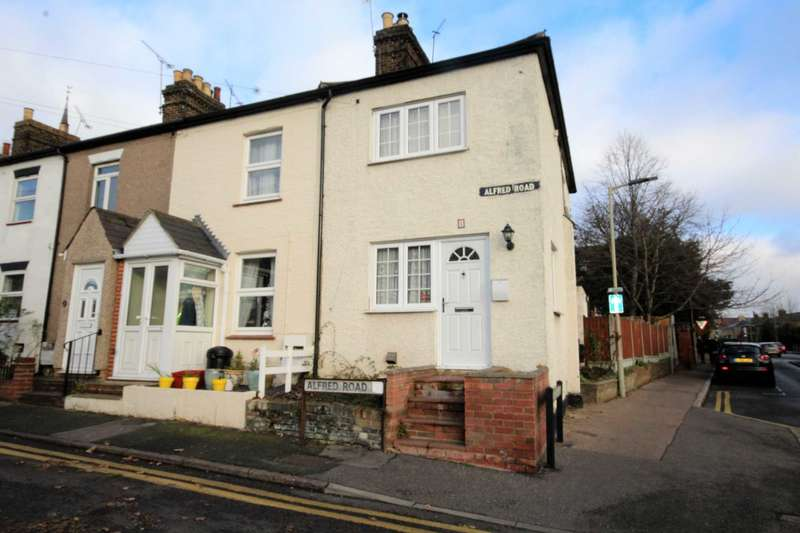 3 Bedrooms End Of Terrace House for sale in Alfred Road, Brentwood