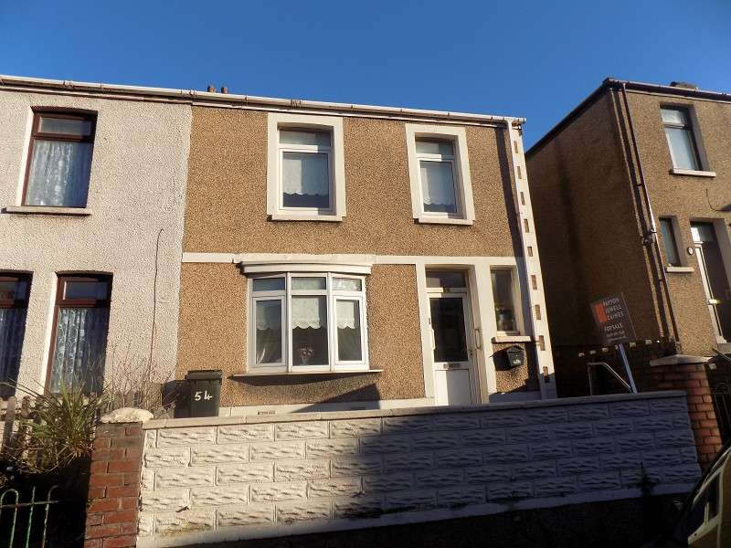 3 Bedrooms Semi Detached House for sale in Caradog Street, Port Talbot, Neath Port Talbot. SA13 1UD