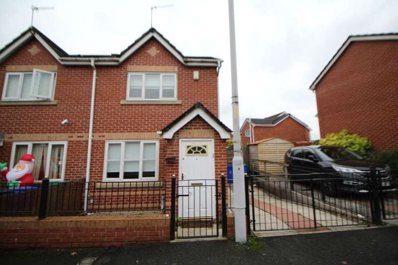2 Bedrooms Terraced House for rent in Venture Scout Way, Manchester, M8