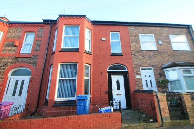 3 Bedrooms Terraced House for sale in Guildhall Road, Aintree, LIVERPOOL, Merseyside