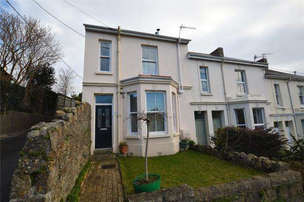 4 Bedrooms End Of Terrace House for sale in Charlton Terrace, Ivybridge, Devon