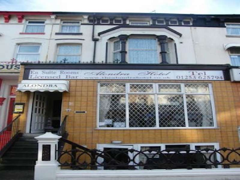 12 Bedrooms Hotel Commercial for sale in Hornby Road, Blackpool, FY1 4QG