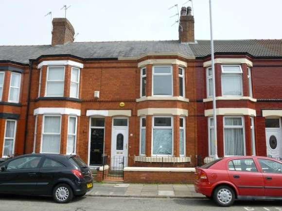 3 Bedrooms Terraced House for rent in Cavendish St, Birkenhead , Wirral