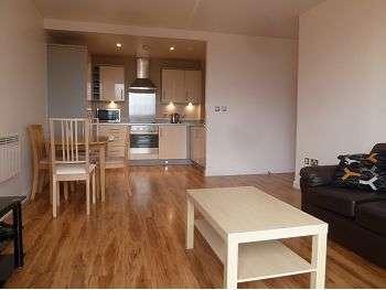 2 Bedrooms Flat for rent in Latitude, 155 Bromsgrove Street, Birmingham, B5