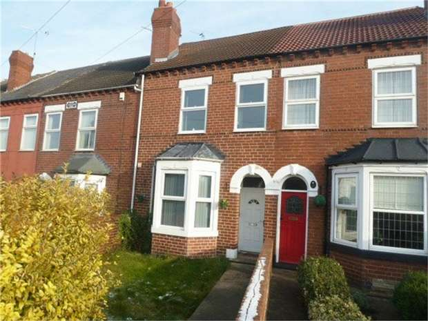 3 Bedrooms Terraced House for sale in Doncaster Road, South Elmsall, Pontefract, West Yorkshire