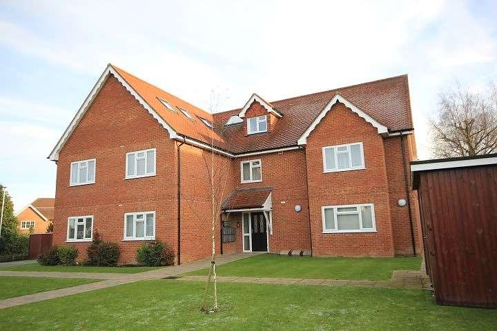 2 Bedrooms Flat for sale in Elm Road, Earley, Reading, RG6