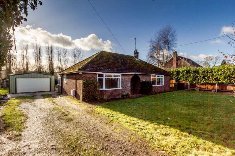 4 Bedrooms Detached Bungalow for sale in School Road, Necton