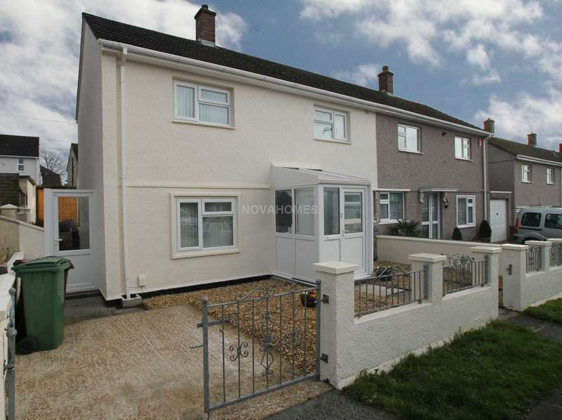 3 Bedrooms Semi Detached House for sale in Sherford Crescent, West Park, PL5 2LA