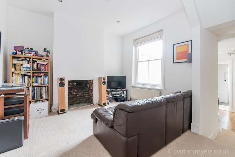 1 Bedroom Ground Flat for sale in Crystal Palace Road, London, SE22 9EL