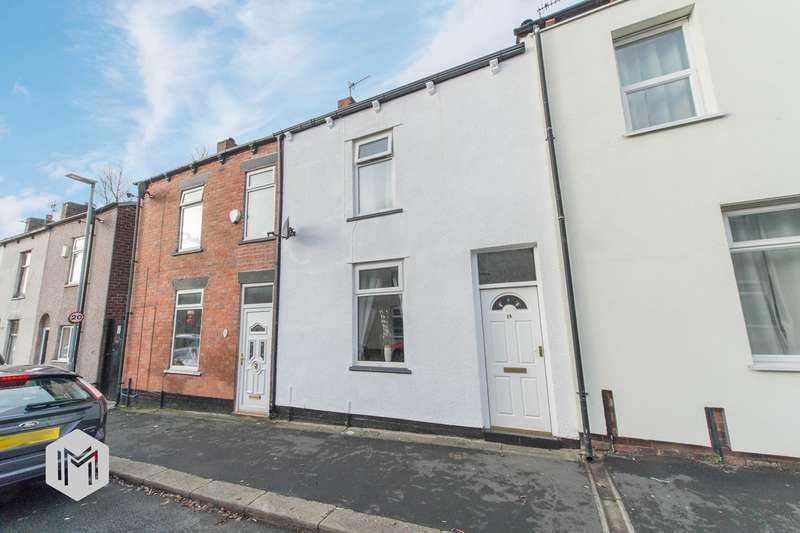 2 Bedrooms Terraced House for sale in Arundel Street, Hindley, Wigan, WN2