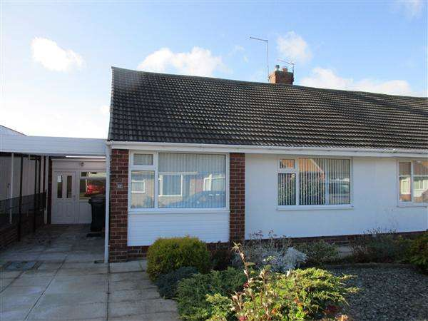 2 Bedrooms Bungalow for sale in Brookfield Crescent, Newcastle upon Tyne