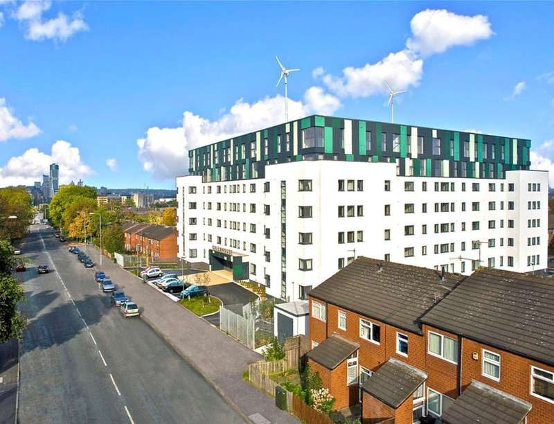 2 Bedrooms Flat for sale in Greenhouse Beeston Road, Leeds, LS11