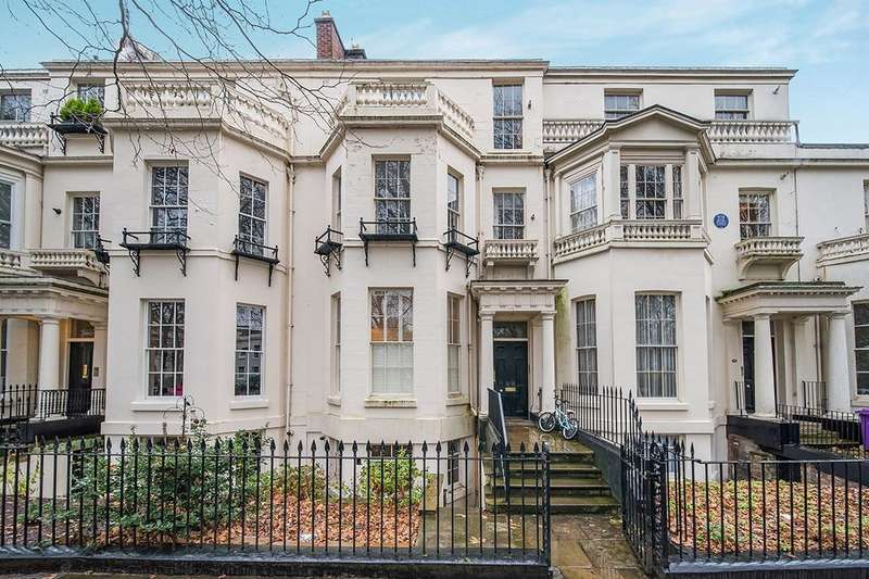 2 Bedrooms Flat for sale in Falkner Square, Liverpool, L8