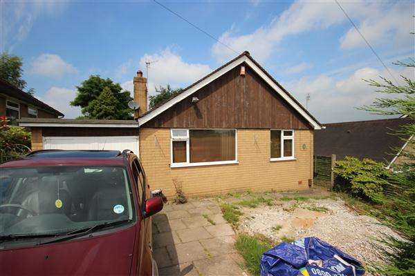 4 Bedrooms Bungalow for sale in Chatsworth Drive, Norton Green, Stoke-on-Trent