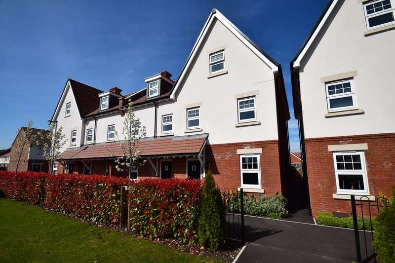 3 Bedrooms Terraced House for rent in Wareham