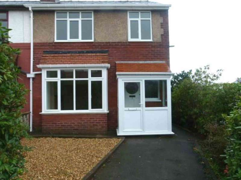 3 Bedrooms Semi Detached House for rent in Ardley Road, Horwich