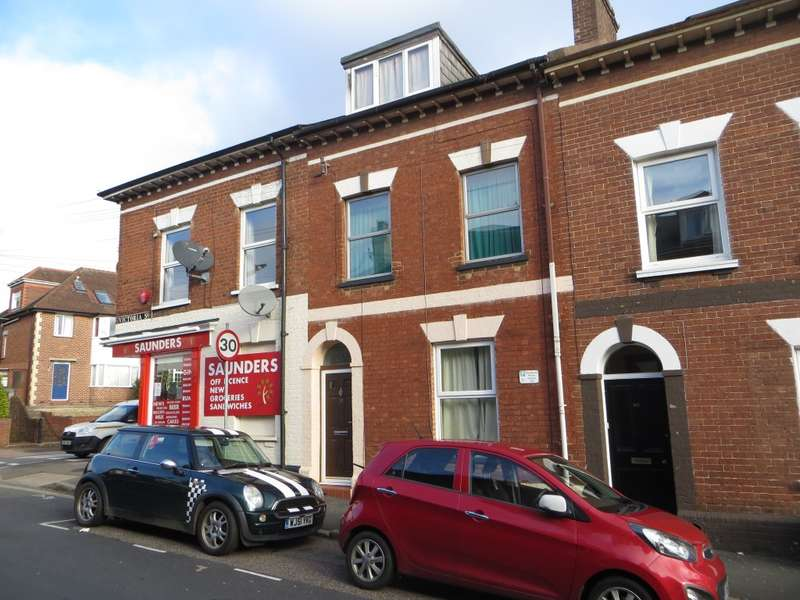 5 Bedrooms Terraced House for sale in Victoria Street Exeter, Exeter