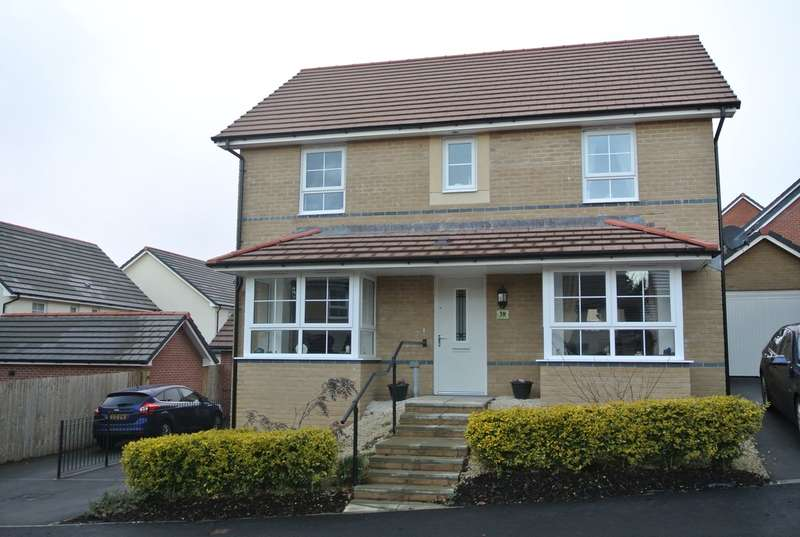 4 Bedrooms Detached House for sale in John Jobbins Way, Penygarn, PONTYPOOL, NP4