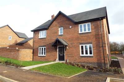 4 Bedrooms House for rent in 31 Geoff Morrison Way, Bramshall