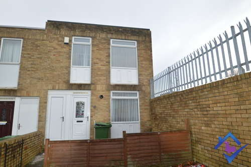 3 Bedrooms End Of Terrace House for rent in Sulgrave Road , , Washington, NE37