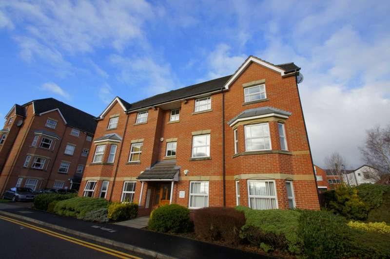 2 Bedrooms Apartment Flat for sale in Royal Court Drive, Bolton