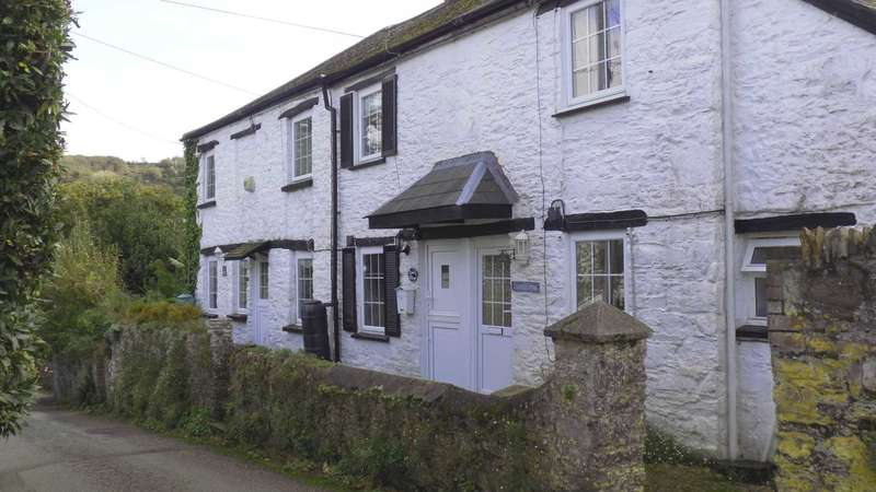 2 Bedrooms Semi Detached House for rent in Anderton Cottages, Torpoint