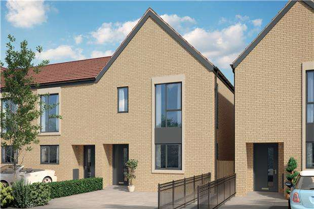 3 Bedrooms End Of Terrace House for sale in Bramble Way, Combe Down, BATH, Somerset, BA2 5DR