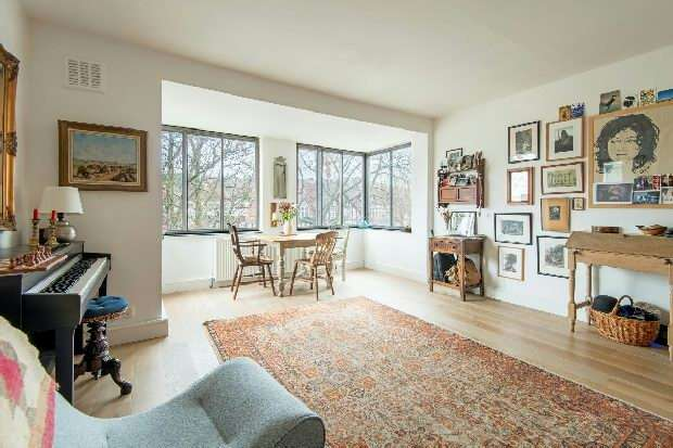 2 Bedrooms Flat for sale in Swains Lane, Highgate, N6