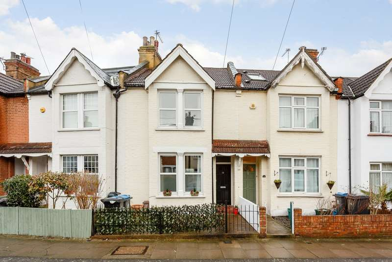 2 Bedrooms Terraced House for sale in New Malden