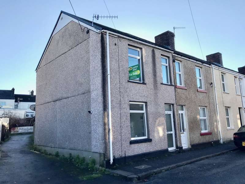 3 Bedrooms End Of Terrace House for sale in Cecil Street, Neath