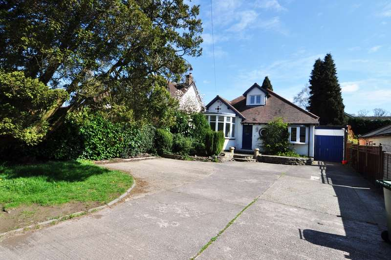 5 Bedrooms Detached Bungalow for rent in Kendal End Road, Cofton Hackett, Birmingham, B45