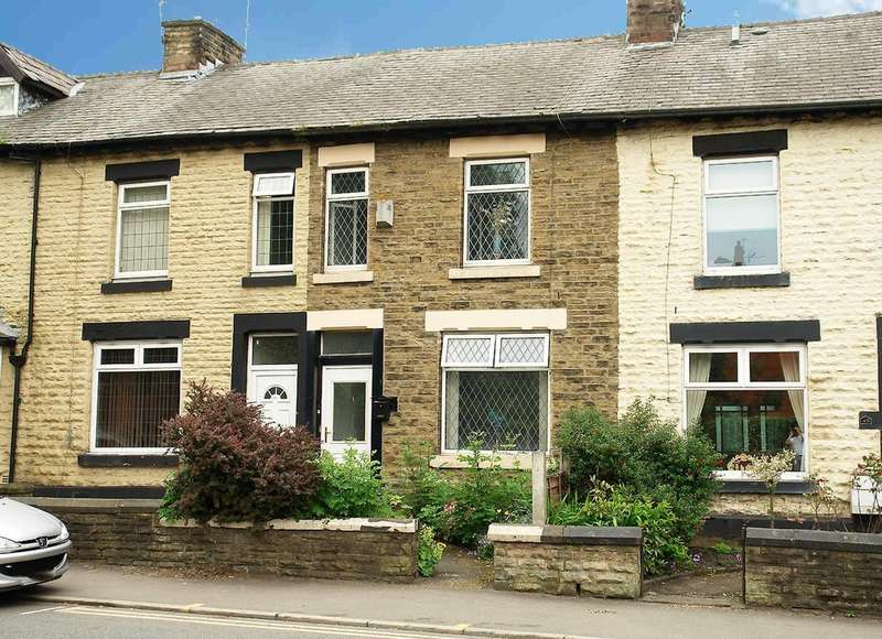 3 Bedrooms Terraced House for sale in Manchester Road, Shaw, Oldham