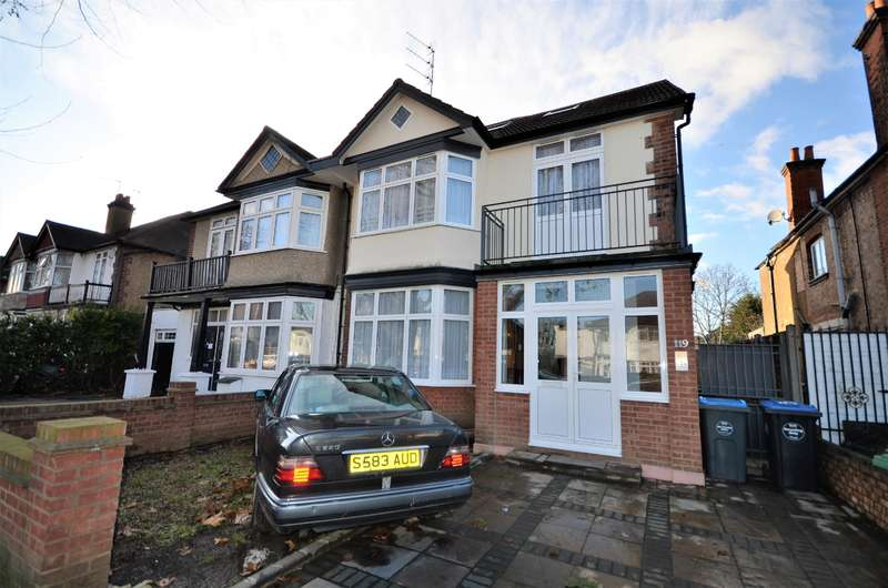 8 Bedrooms Semi Detached House for rent in Harrowdene Road , Wembley, Middlesex, HA0 2JH