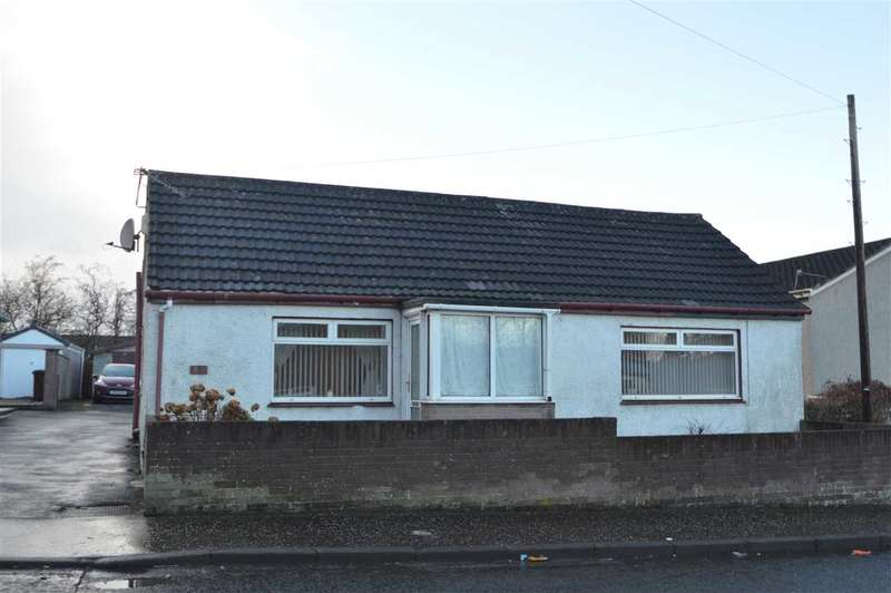 2 Bedrooms Bungalow for sale in Church Street, Newarthill, near Motherwell