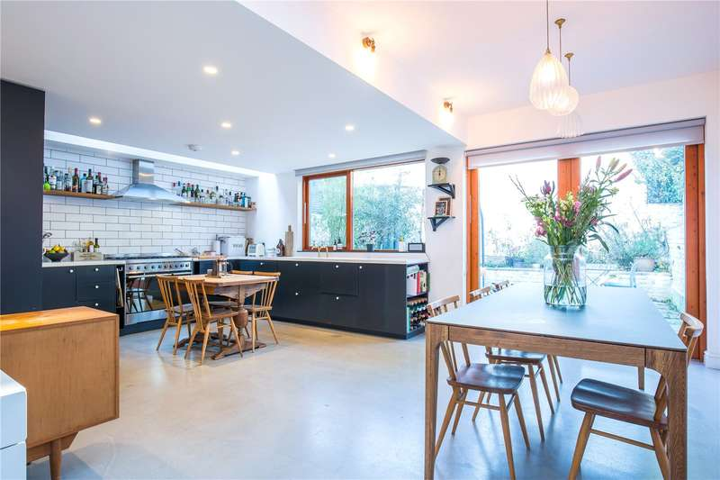 5 Bedrooms Terraced House for sale in Woodsome Road, Dartmouth Park, London, NW5