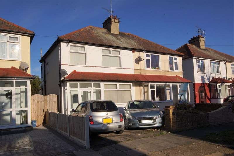 3 Bedrooms Semi Detached House for sale in Herbert Road, Shoeburyness, * Thorpedene Estate *