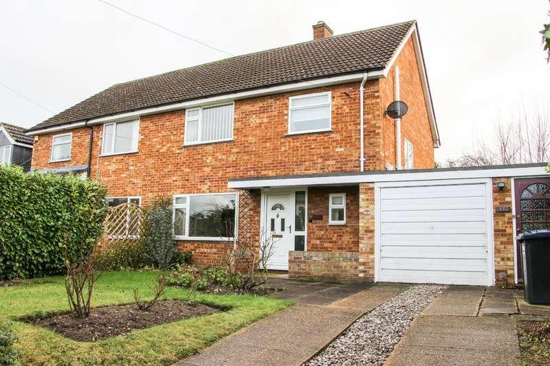3 Bedrooms Semi Detached House for sale in Tunbridge Lane, Bottisham