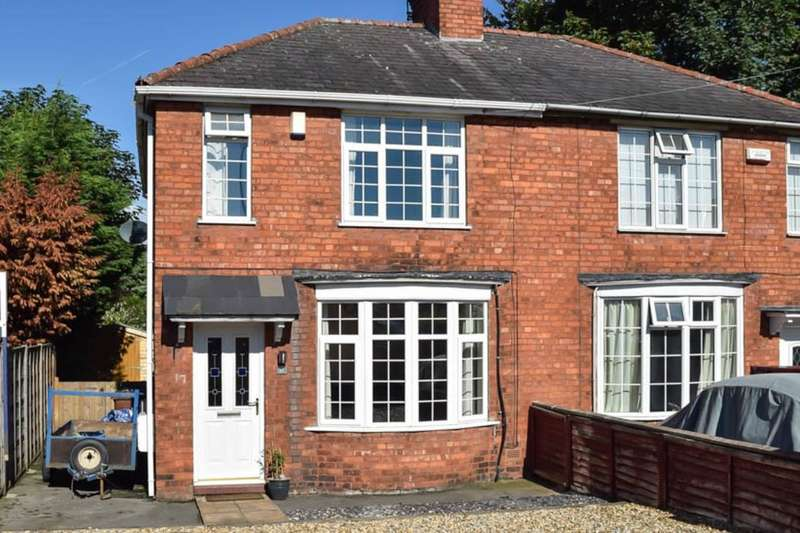 2 Bedrooms Semi Detached House for rent in Lawrence Avenue, Middlewich, CW10