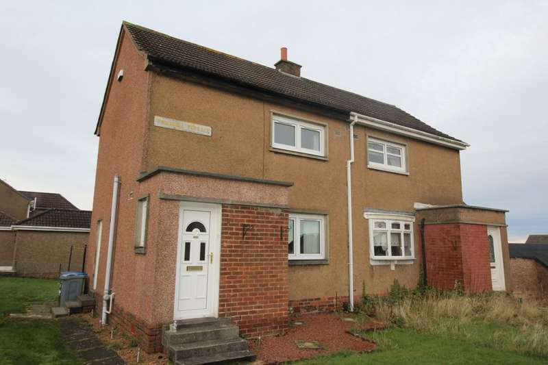 2 Bedrooms Semi Detached House for sale in Townhill Terrace, Hamilton, ML3