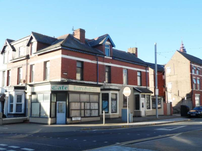 Shop Commercial for sale in Reads Avenue, BLACKPOOL, FY1 4BW