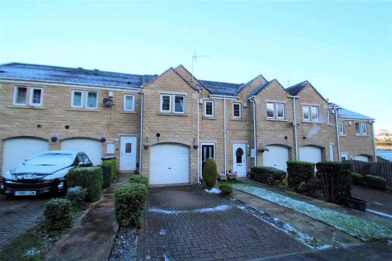 4 Bedrooms Town House for sale in Princeton Close, Wheatley, Halifax