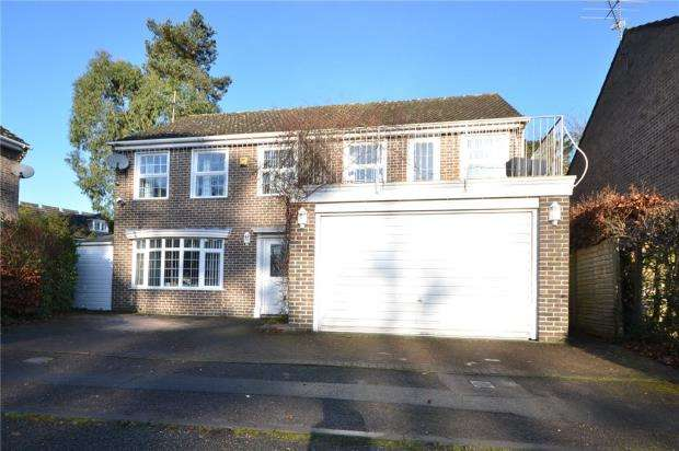 5 Bedrooms Detached House for sale in Sheridan Crescent, Baughurst, Tadley
