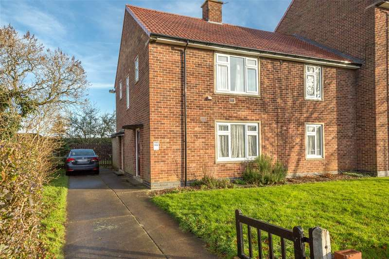2 Bedrooms Flat for sale in St. Stephens Road, York, YO24