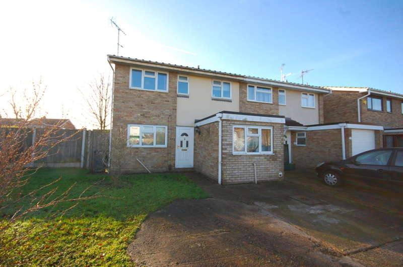 3 Bedrooms Semi Detached House for sale in Rushleydale, SPRINGFIELD, Chelmsford, CM1