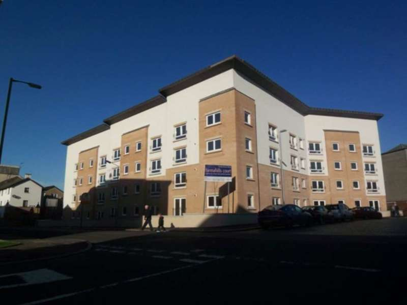 2 Bedrooms Flat for rent in Tannahill Court, Paisley