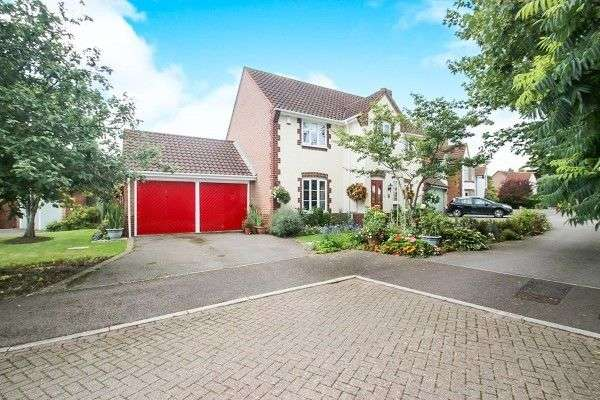 4 Bedrooms Detached House for sale in St. Quintin Park, Bathpool, TAUNTON, TA2