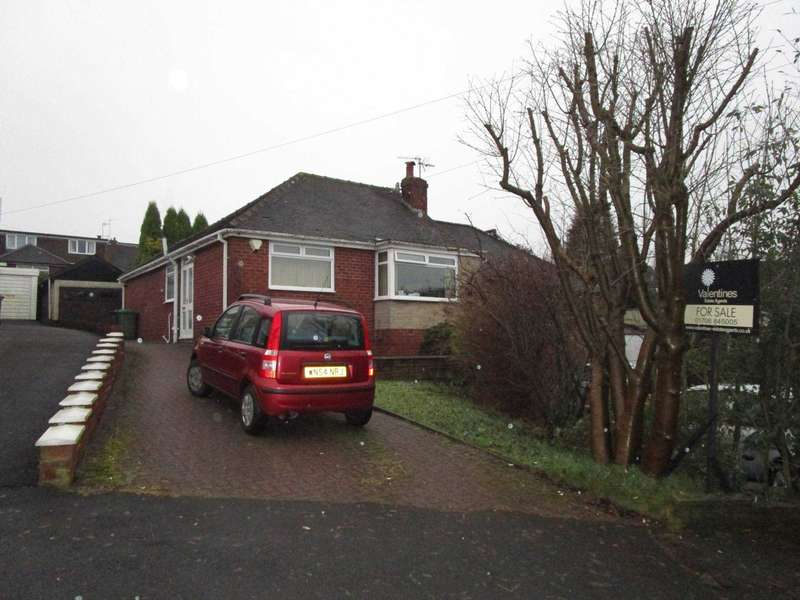 2 Bedrooms Semi Detached House for sale in Highlands Road, High Crompton, Shaw