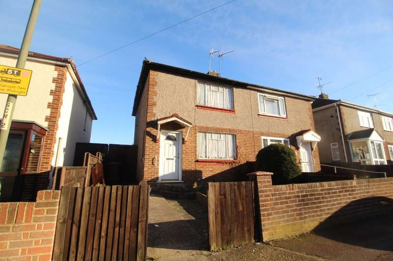 2 Bedrooms Semi Detached House for sale in Settington Avenue, Chatham, ME5