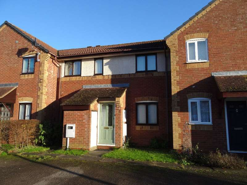 2 Bedrooms Flat for sale in DICKENS SPINNEY, OLNEY