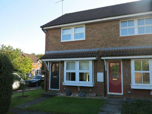 2 Bedrooms End Of Terrace House for rent in Constable Close, Woodley, RG5 4US